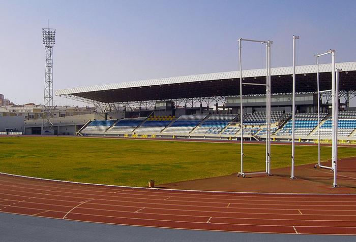 El Estadio Iberoamericano de Atletismo sería uno de los posibles emplazamientos.