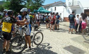 Éxito rotundo de la prueba ciclista celebrada en Corteconcepción.