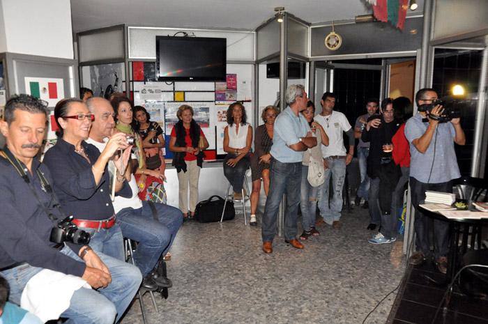 Lectura poética en Ayamonte en solidaridad con Ciudad Juárez