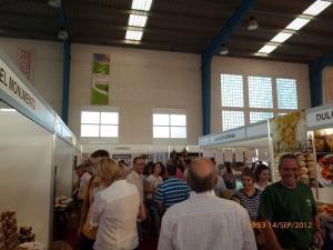 La Feria cuenta con un pabellón dedicado a la gastronomía.