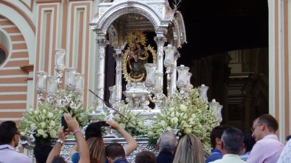 Un concierto de  los Campanilleros de la Cinta abre este miércoles los cultos en honor a la patrona de Huelva
