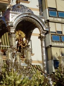 La Virgen de la Cinta.