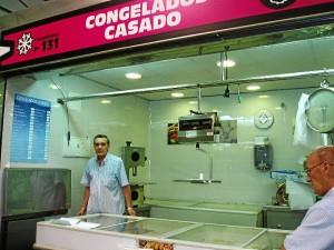 Antonio Gómez Casado, de Congelados Casado.