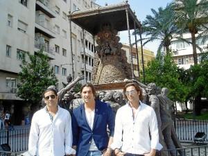 El ambiente onubense les recuerda a Cádiz.