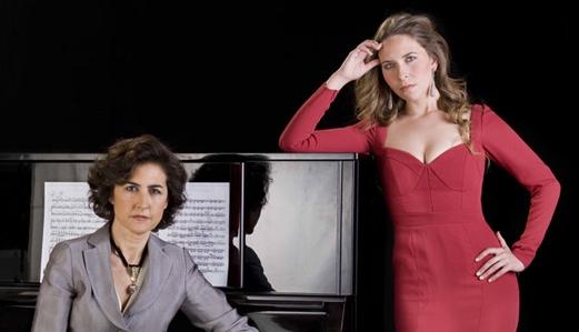 Rocío Márquez viaja a Italia para ofrecer un recital con la pianista Rosa Torres-Pardo