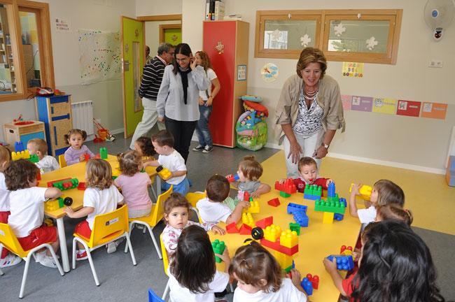 Los más pequeños regresan a la escuela este lunes 2 de septiembre.