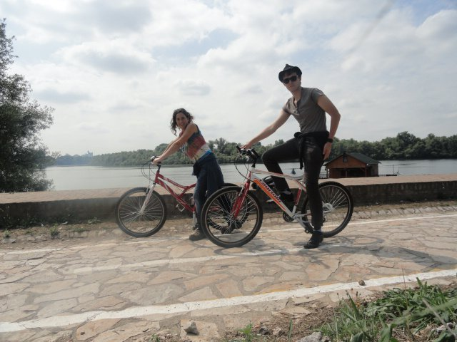 alex_rocataliata Belgrade Danube Bike Tour