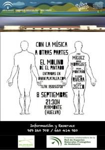 El 8 de septiembre acogerá un concierto de cantautores.