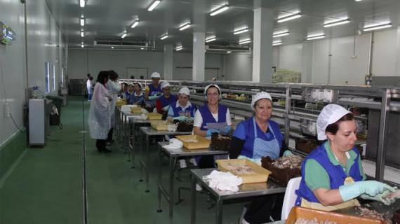 La empresa ayamontina Pesasur, presente en la Feria Fine Food Australia 2013