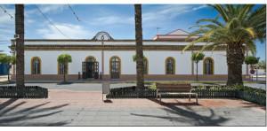 Sociedad Casino Minero de Corrales. / Foto: Gabriel López.