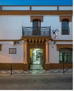 Casino propio de la comarca del Condado de Huelva. / Foto: Gabriel López.