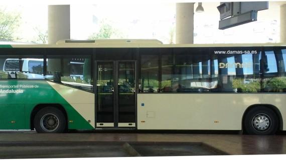 El número de usuarios del Consorcio de Transportes sube un 1,89% en los meses de verano hasta llegar a los 635.000 viajes