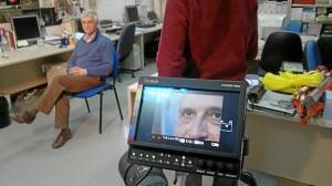 Juan Manuel Campos es uno de los expertos que aparecen en el documental.