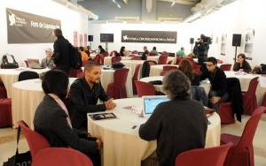 El Foro de Coproducción se celebra en el marco del Festival de Cine.