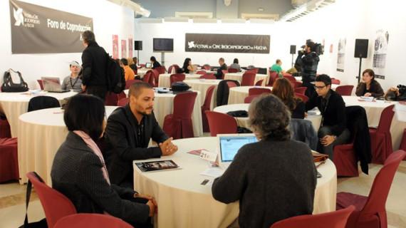 Un total de 135 proyectos buscan su oportunidad en el Foro de Coproducción del Iberoamericano