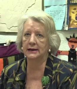 La profesora del Departamento de Educación de la UHU, Jerónima Ipland.