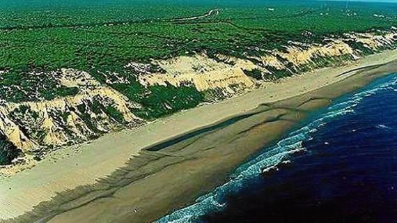 El Plan de Protección del Litoral protegerá 6.700 hectáreas de la costa de Huelva