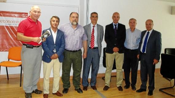 Empresas onubenses promueven un encuentro multisectorial bajo el lema 'Huelva tiene vida después de la crisis'
