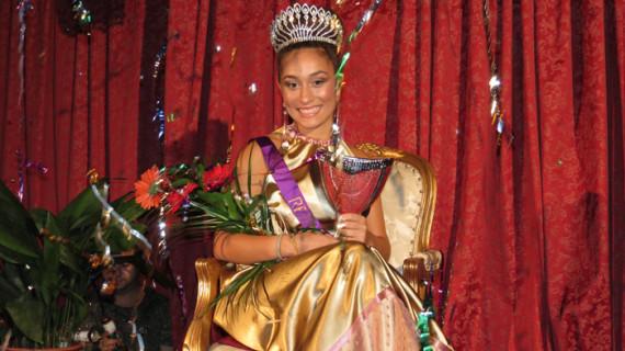 Alejandra González elegida Reina de las Fiestas de Moguer 2013