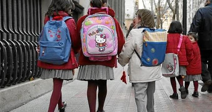 Una asociación onubense crea el proyecto 'Huelva camina' para fomentar que los niños vayan al colegio a pie y no en coche