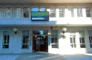 La sede de la ONCE en Huelva.