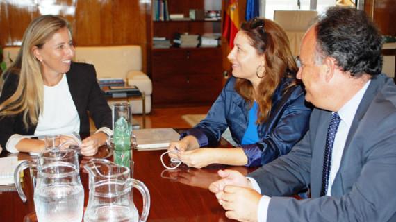 Nuevas reuniones para avanzar en la DIA del trasvase del Condado de Huelva que elabora el Ministerio