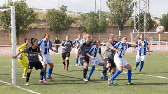 El Fundación Cajasol San Juan salva un punto con un gran gol de Ángela Sosa de falta directa