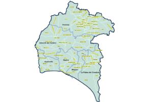 La provincia de Huelva es un crisol de culturas.