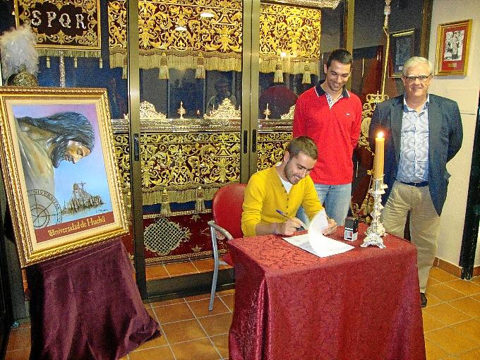 La Hermandad ha firmado dos convenios de colaboración.