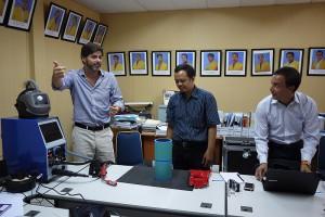 Basilio y Alejandro, de Seabery Solutions.