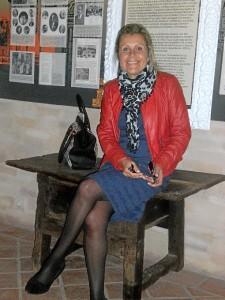 La profesora de Historia de América de la Universidad de Huelva, Rosario Márquez Macías.