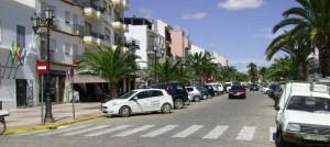 Avenida de Los Caños.