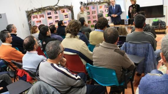 Una conferencia sobre 'Premacultura para Huertos Urbanos' inaugura una nueva edición del ciclo de charlas del Parque Moret