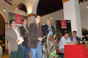 Un momento de la presentación celebrada en Bollullos.
