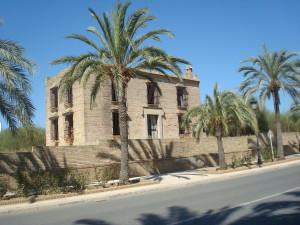 Casa de Martínez Ituño, en Palos de la Frontera.