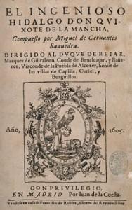 Miguel de Cervantes citó al Marquesado de Gibraleón en 'El Quijote'.