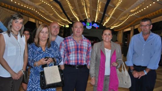 Isla Cristina disfruta de sus fiestas patronales