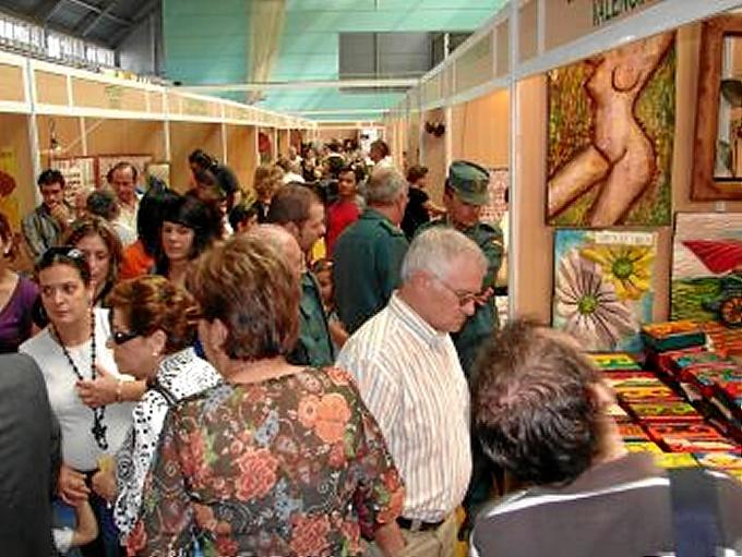 Feria Regional de Artesanía del pasado 2012.