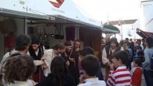 La Feria cuenta con una variada programación para el disfrute de todos los públicos.