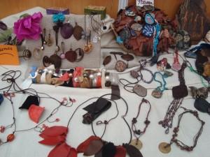 30 expositores mostrarán sus productos de artesania.