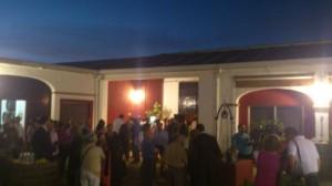Inauguración de la Semana Vinícola de Bollullos Par del Condado.
