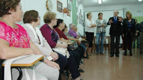 Inaugurado en Huelva el programa 'Huella' que fomenta la estimulación de la memoria entre los mayores
