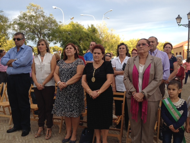 Isla Cristina celebra una misa en honor a San Francisco Asis