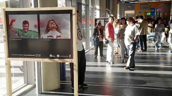 El Mercado del Carmen acoge una exposición fotográfica realizada por personas con enfermedad mental