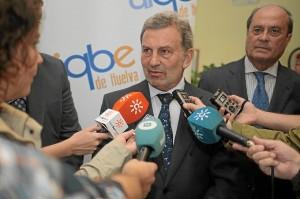 El secretario general de Empleo, Antonio González. / Foto: José Carlos Palma.