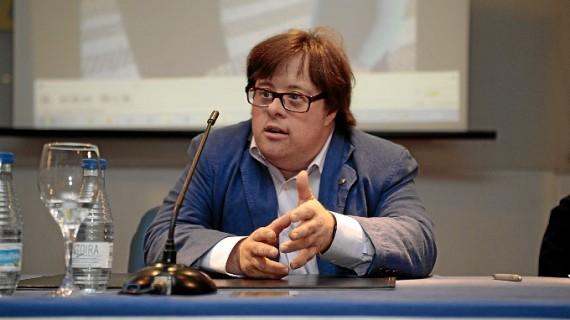 """Pablo Pineda: """"La mejor noticia para mí sería que las empresas contratasen a personas con Síndrome de Down"""""""