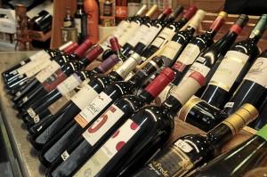 La Vinoteca se ubica en el puesto número 40 del Mercado.