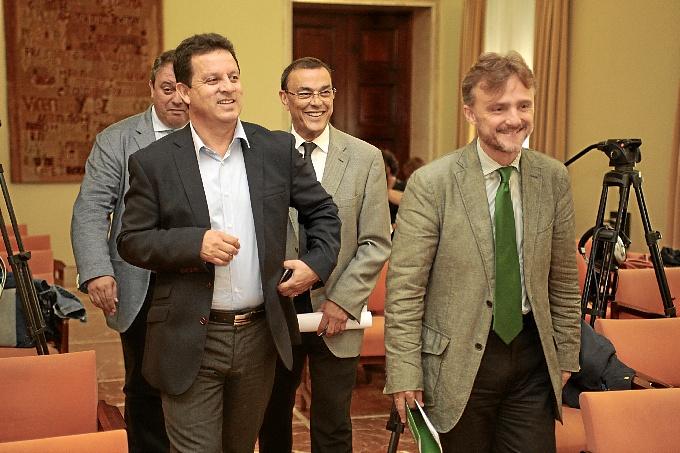 El proyecto ha sido presentado en la Diputación de Huelva. / Foto: José Carlos Palma.