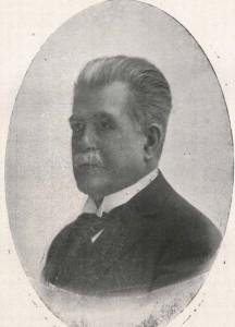 Rafael Calzada, en la revista Rábida.