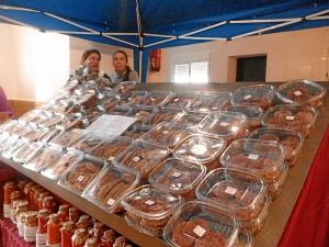En la cita se podrán degustar productos artesanos.